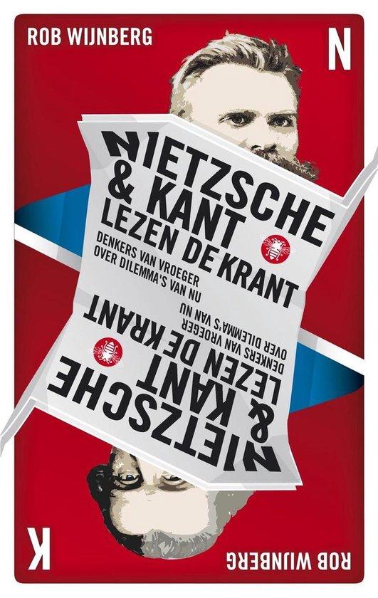 Nietzsche & Kant lezen de krant - Rob Wijnberg   Readingchampions.org.uk