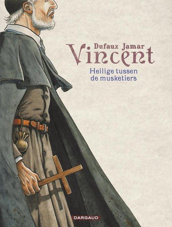Vincent Hc01. heilige tussen de musketiers - Jamar |