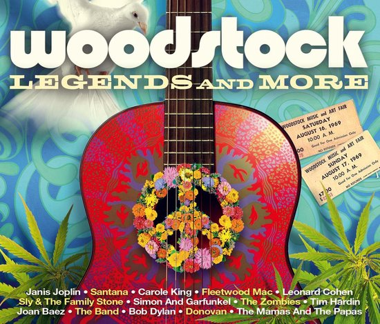 Woodstock Legends And More