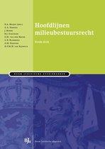 Boek cover Hoofdlijnen milieubestuursrecht van