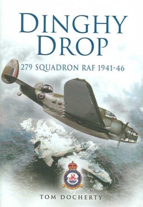 Boek cover Dinghy Drop van Tom Docherty (Hardcover)