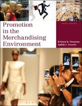 Promotion in the Merchandising Environment