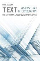 Textanalyse und -interpretation in Schule und Hochschule
