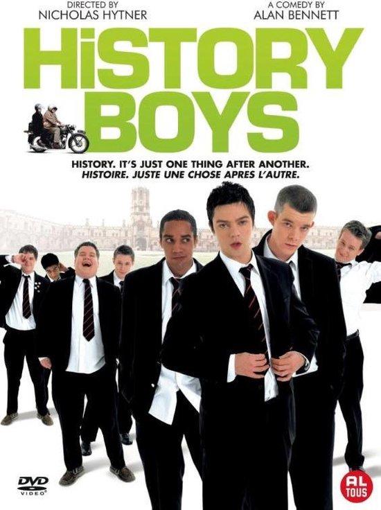 Cover van de film 'History Boys'