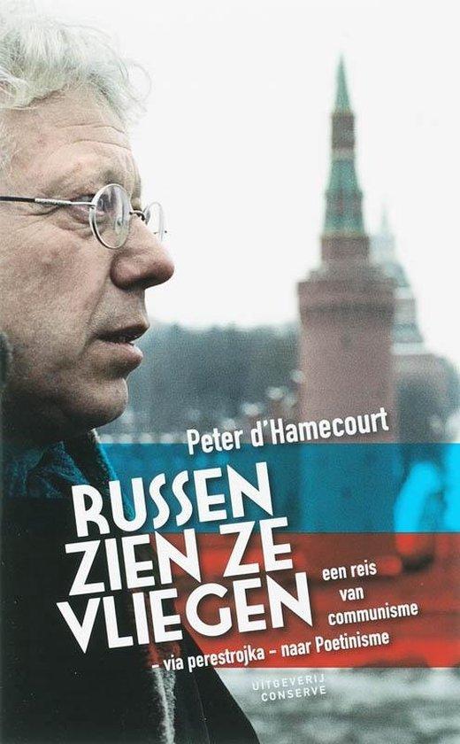 Russen zien ze vliegen - P. D' Hamecourt pdf epub