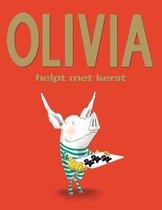 Prentenboek Olivia helpt met kerst