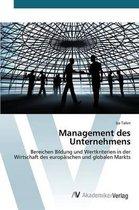 Management Des Unternehmens
