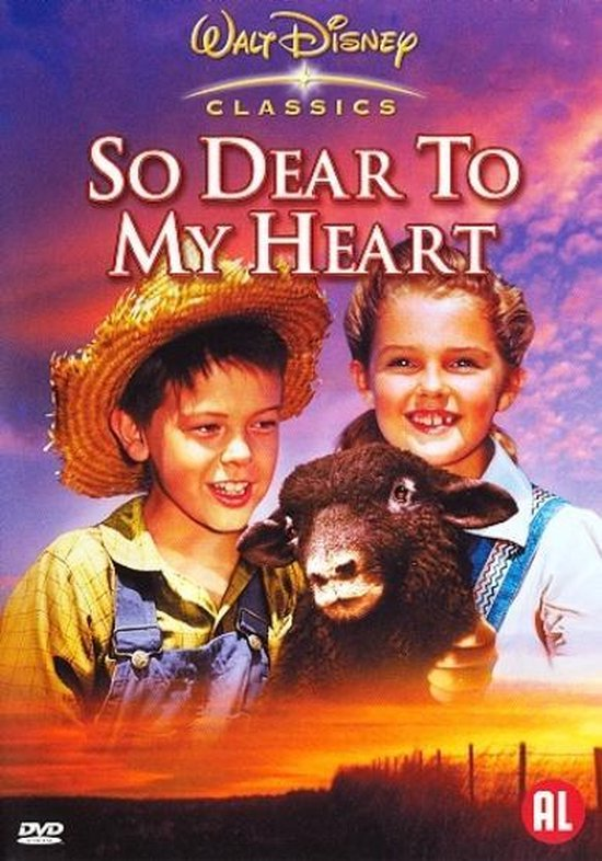 Cover van de film 'So Dear To My Heart'