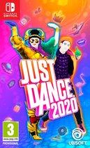 Cover van de game Just Dance 2020 - Switch