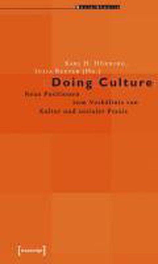 Doing Culture