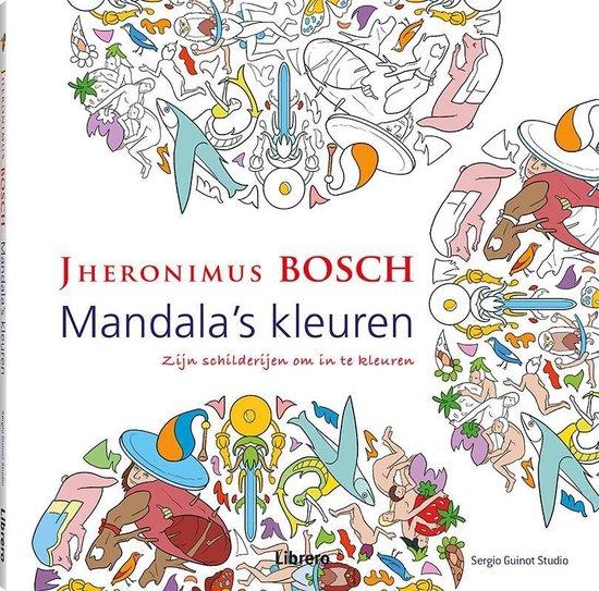 Jheronimus Bosch - Mandala's kleuren - Sergio Guinot Studio |