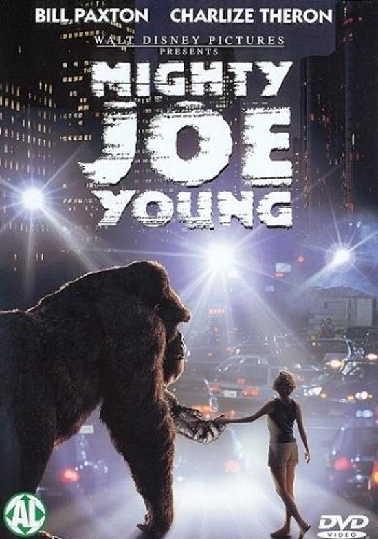 Cover van de film 'Mighty Joe Young'