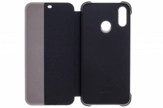Huawei flip cover - zwart - voor Huawei P20 Lite - Huawei