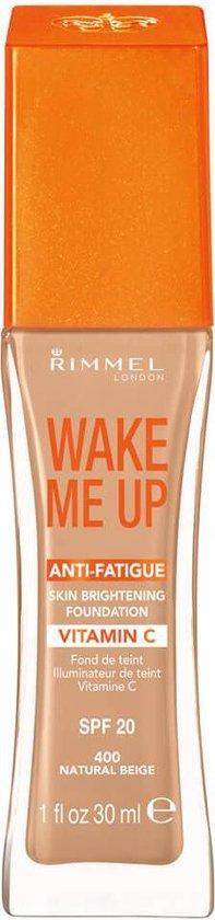 Rimmel - Wake Me Up Foundation - Natural Beige - Beige