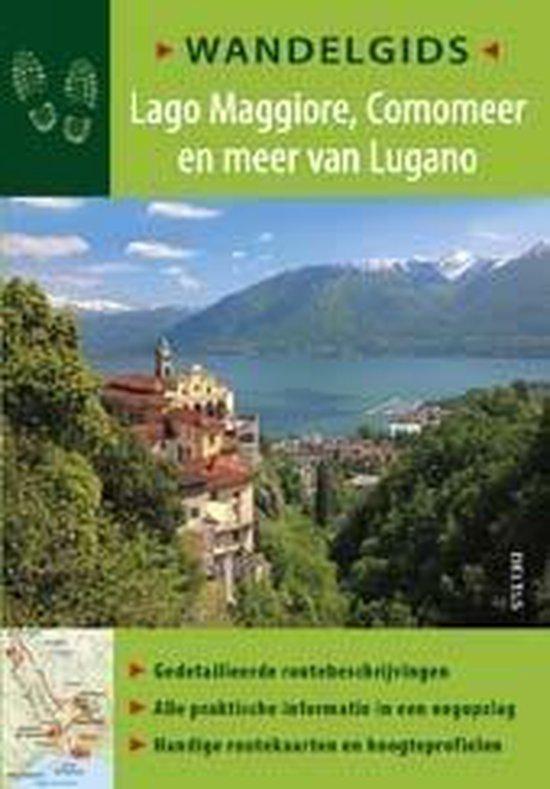 Wandelgids Lago Maggiore - Eugen E. Husler | Readingchampions.org.uk
