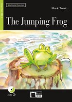 Reading & training B1.1: The jumping frog Book + cd audio