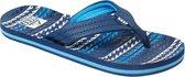 Reef Kids Ahi Jongens Slippers - Water Blue - Maat 33/34