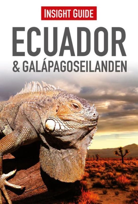Insight guides - Ecuador & Galápagoseilanden - none |