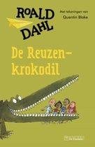 Boek cover De reuzenkrokodil van Roald Dahl (Hardcover)