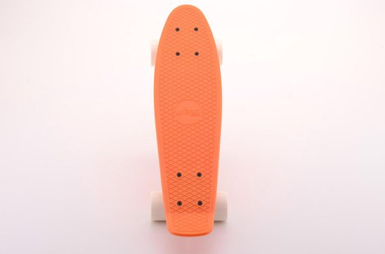 Urban District Single Kickboard - Skateboard - Oranje