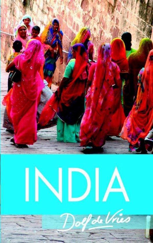 India In Een Rugzak - Dolf de Vries |