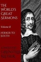 Boek cover The Worlds Great Sermons van Grenville Kleiser
