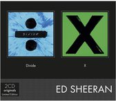 CD cover van 2Cd Boxset (Divide / X) van Ed Sheeran
