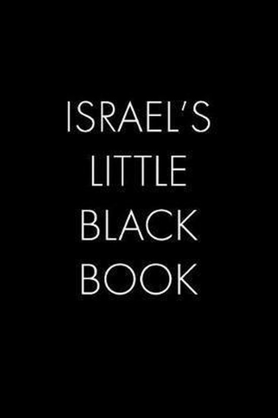 Israel's Little Black Book