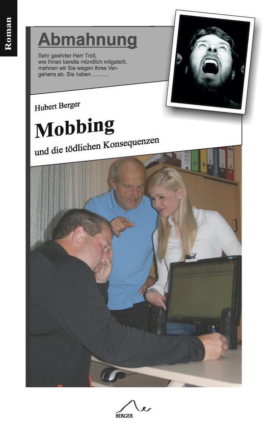 Boek cover Mobbing van Hubert Berger (Onbekend)