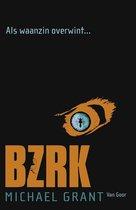 Boek cover BZRK van Michael Grant (Paperback)