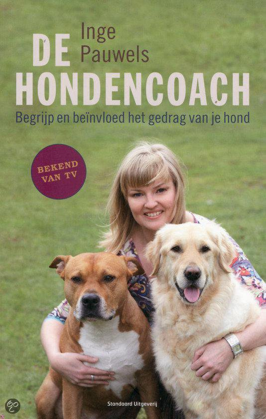 De hondencoach - Inge Pauwels   Readingchampions.org.uk