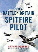 Boek cover Life as a Battle of Britain Spitfire Pilot van Arthur Donahue