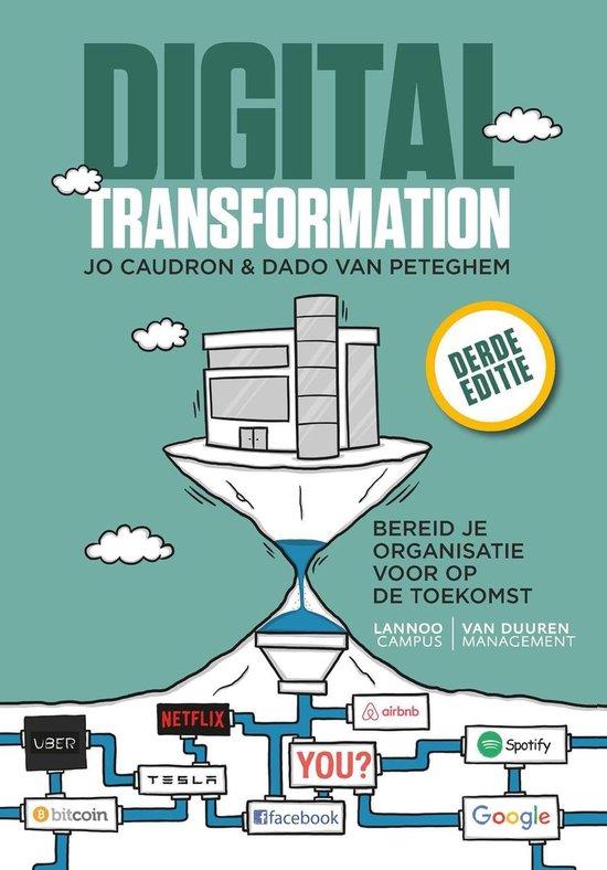 Digital transformation - Jo Caudron |