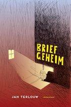 Boek cover Briefgeheim van Jan Terlouw (Hardcover)