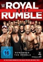 Royal Rumble 2017 (Blu-ray)