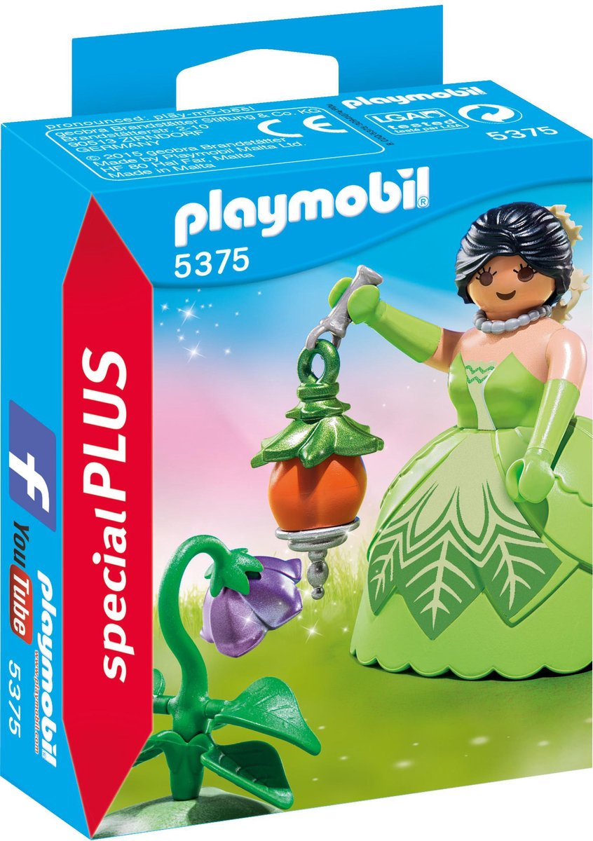 Playmobil Bloemenprinses - 5375