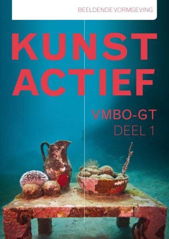 Kunst-Actief 1 GT LB - Hanneke Boeve pdf epub