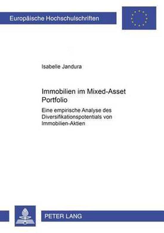 Immobilien Im Mixed-Asset Portfolio
