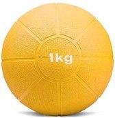 Matchu Sports - Medicijn ball - 1 kg - Geel