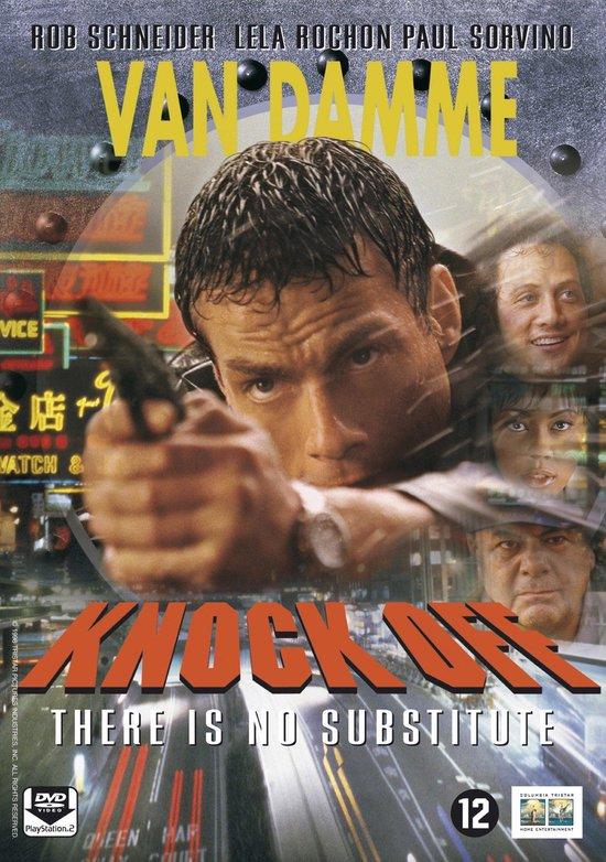 Cover van de film 'Knock Off'