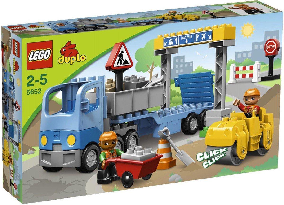 LEGO DUPLO Werk aan de Weg - 5652
