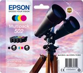 Epson 502 - Inktcartridge / Multipack