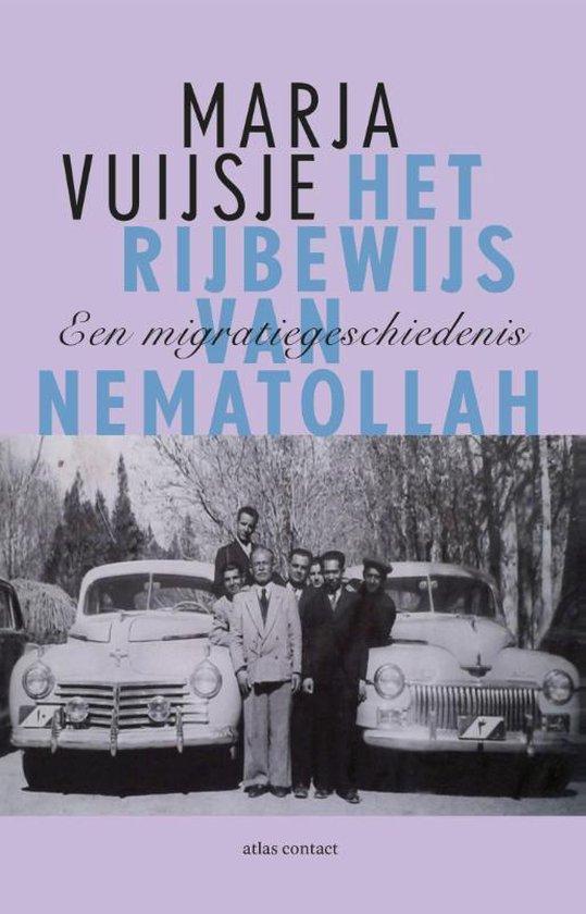 Het rijbewijs van Nematollah - Marja Vuijsje  