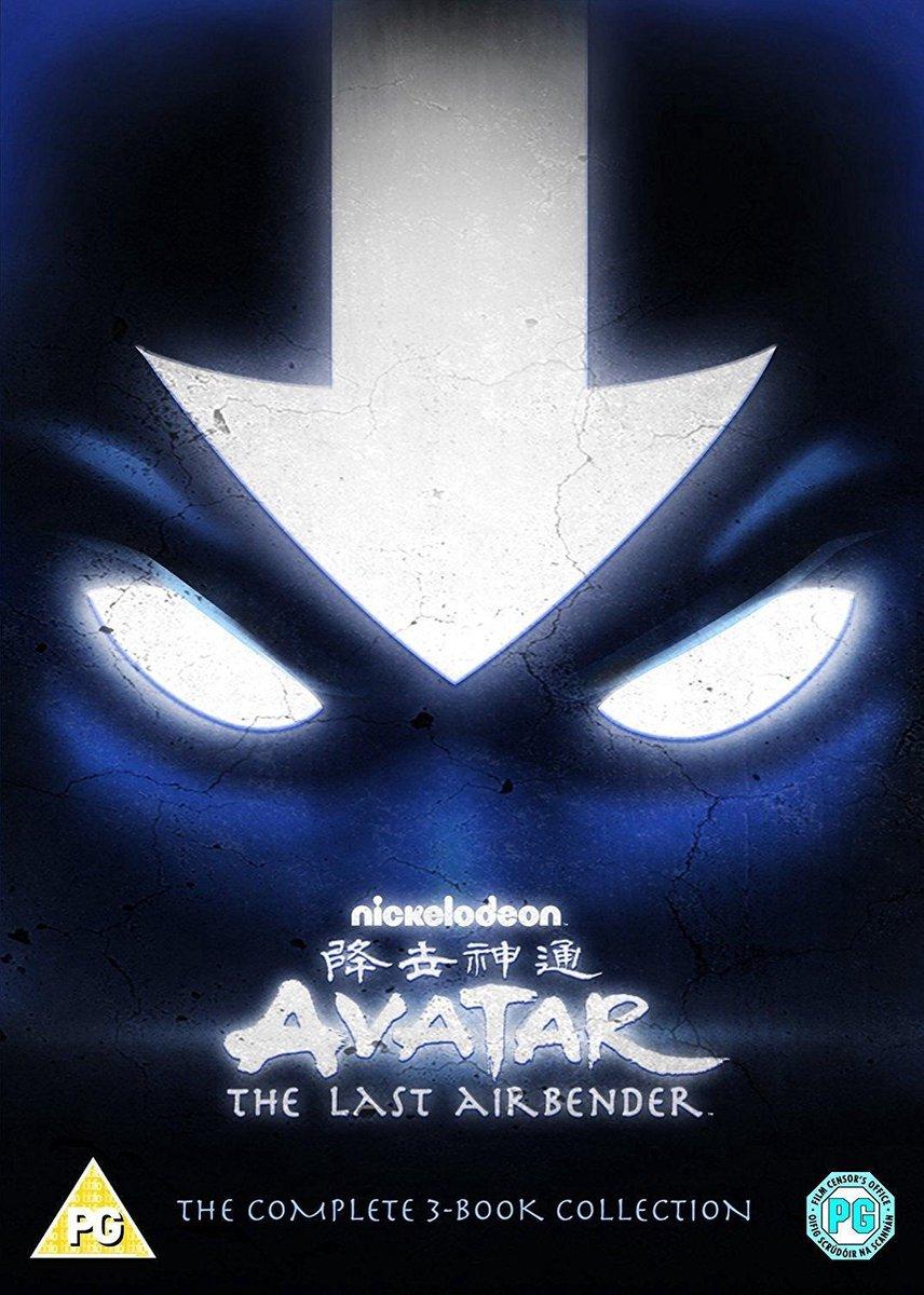 Avatar : The Last Airbender - De Complete Collectie (Import, NL gesproken) - Animation