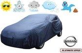 Autohoes Blauw Nissan Micra 1992-2003