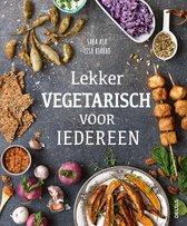 Boek cover Lekker vegetarisch voor iedereen van Sara Ask (Hardcover)