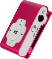 Mini mp3 speler | inclusief usb data kabel en oord