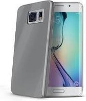 Celly Ultrathin Rubber Cover Samsung Galaxy S6 Edge