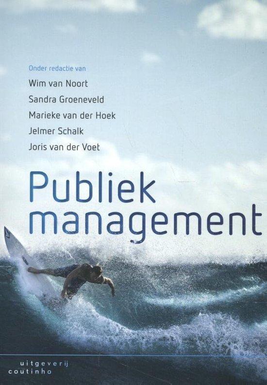Boek cover Publiek management van Wim van Noort (Paperback)