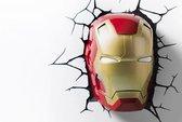 "Marvel ""Iron Man"" 3D LED Light"